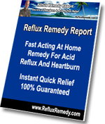 Reflux Remedy Report